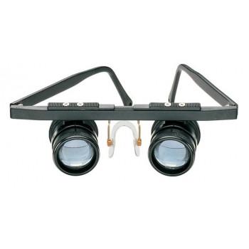 エッシェンバッハ 双眼 近用ルーペ リド・メッド(近眼) (2.5倍) 1636-2 メーカ直送品  代引き不可/同梱不可