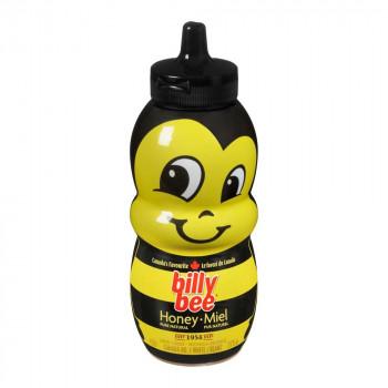 billy bee(ビリービー) ハチミツ ビーボトル 375g×12個セット メーカ直送品  代引き不可/同梱不可