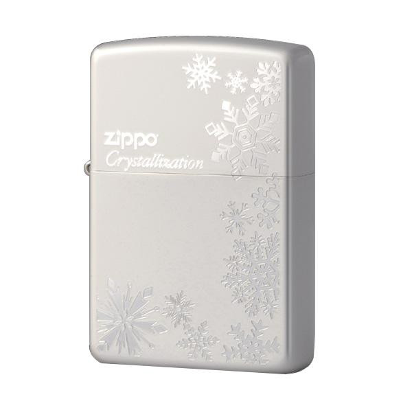 ZIPPO 結晶 SV 2-33b (♯200) 70570 メーカ直送品  代引き不可/同梱不可