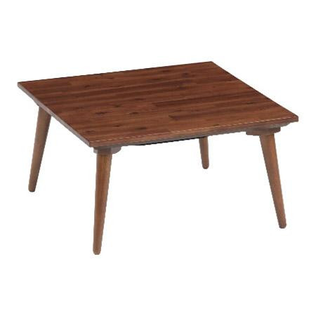こたつテーブル ルーク 70 正方形 007 メーカ直送品  代引き不可/同梱不可