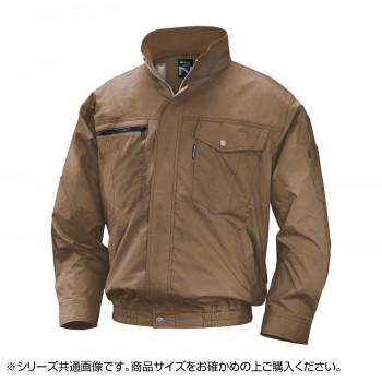 NA-2011 Nクールウェア (服 L) キャメル 綿 タチエリ 8211892 メーカ直送品  代引き不可/同梱不可