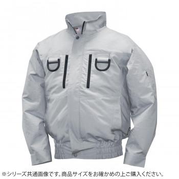NA-2131 Nクールウェア フルハーネス (服 3L) シルバー 綿 タチエリ 8211908 メーカ直送品  代引き不可/同梱不可