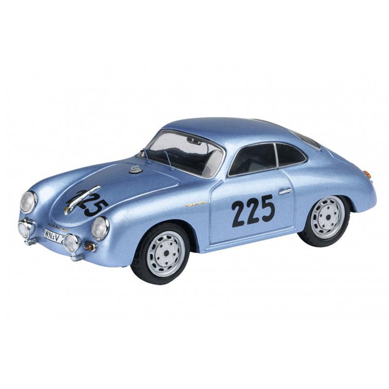 Schuco/シュコー ポルシェ 356A カレラ GT 1957年ミッレミリア ♯225 1/18スケール 450030300 代引き不可/同梱不可