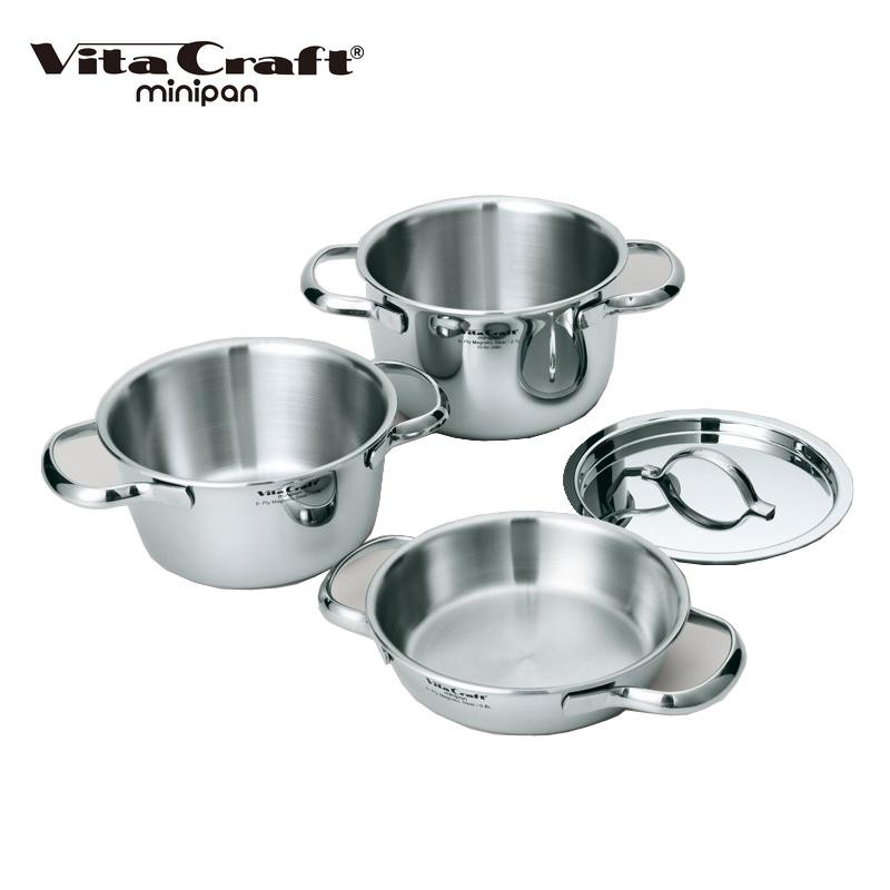 VitaCraft(ビタクラフト) ミニパンセット 2800 メーカ直送品  代引き不可/同梱不可