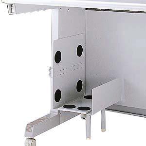 サンワサプライ CPUスタンド(ミニタワーCPU用) CP-012N メーカ直送品  代引き不可/同梱不可