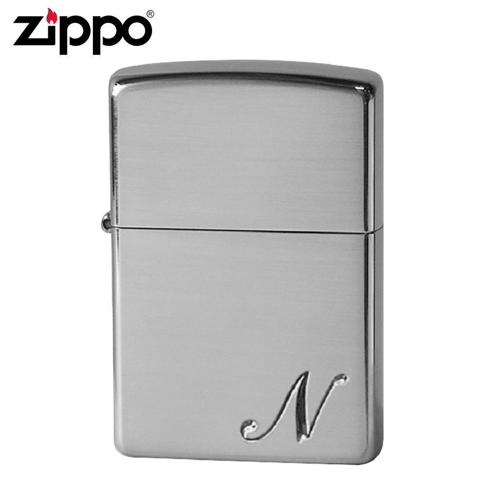 ZIPPO(ジッポー) オイルライター INI-N メーカ直送品  代引き不可/同梱不可