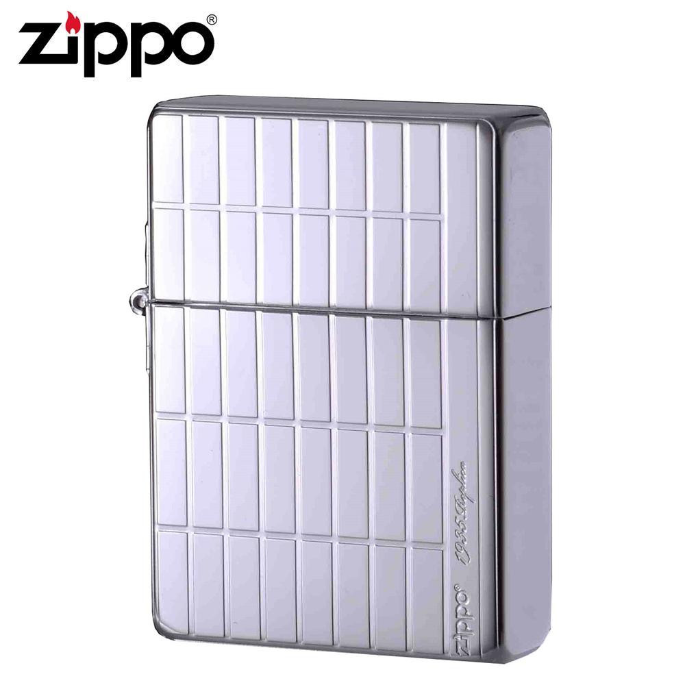 ZIPPO(ジッポー) オイルライター 1935SQ-PP メーカ直送品  代引き不可/同梱不可