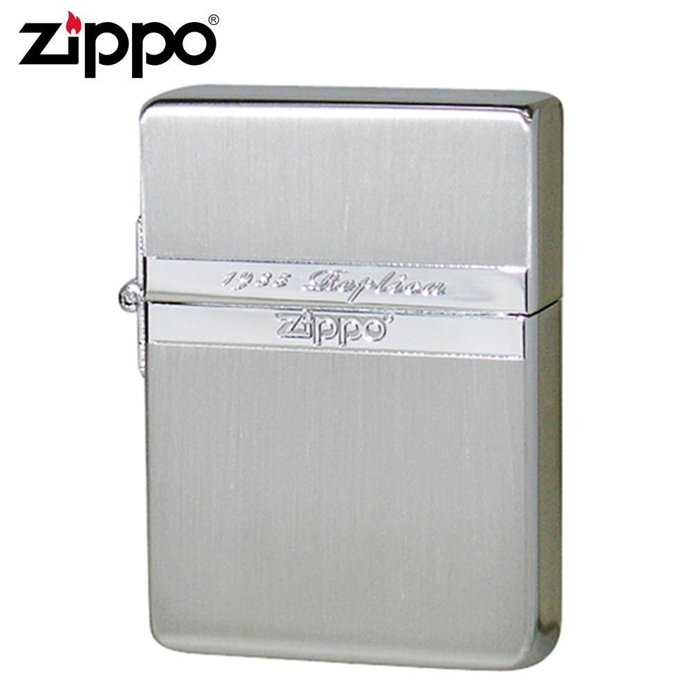 ZIPPO(ジッポー) オイルライター 1935ミラーラインSV 代引き不可/同梱不可※2018年12月下旬入荷分予約受付中