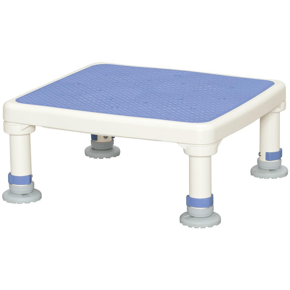 アルミ製浴槽台 あしぴたシリーズ ジャスト ブルー 15-25 メーカ直送品  代引き不可/同梱不可