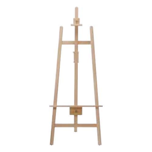 ARTE(アルテ) 木製イーゼル H ナチュラル EA-H150N メーカ直送品  代引き不可/同梱不可