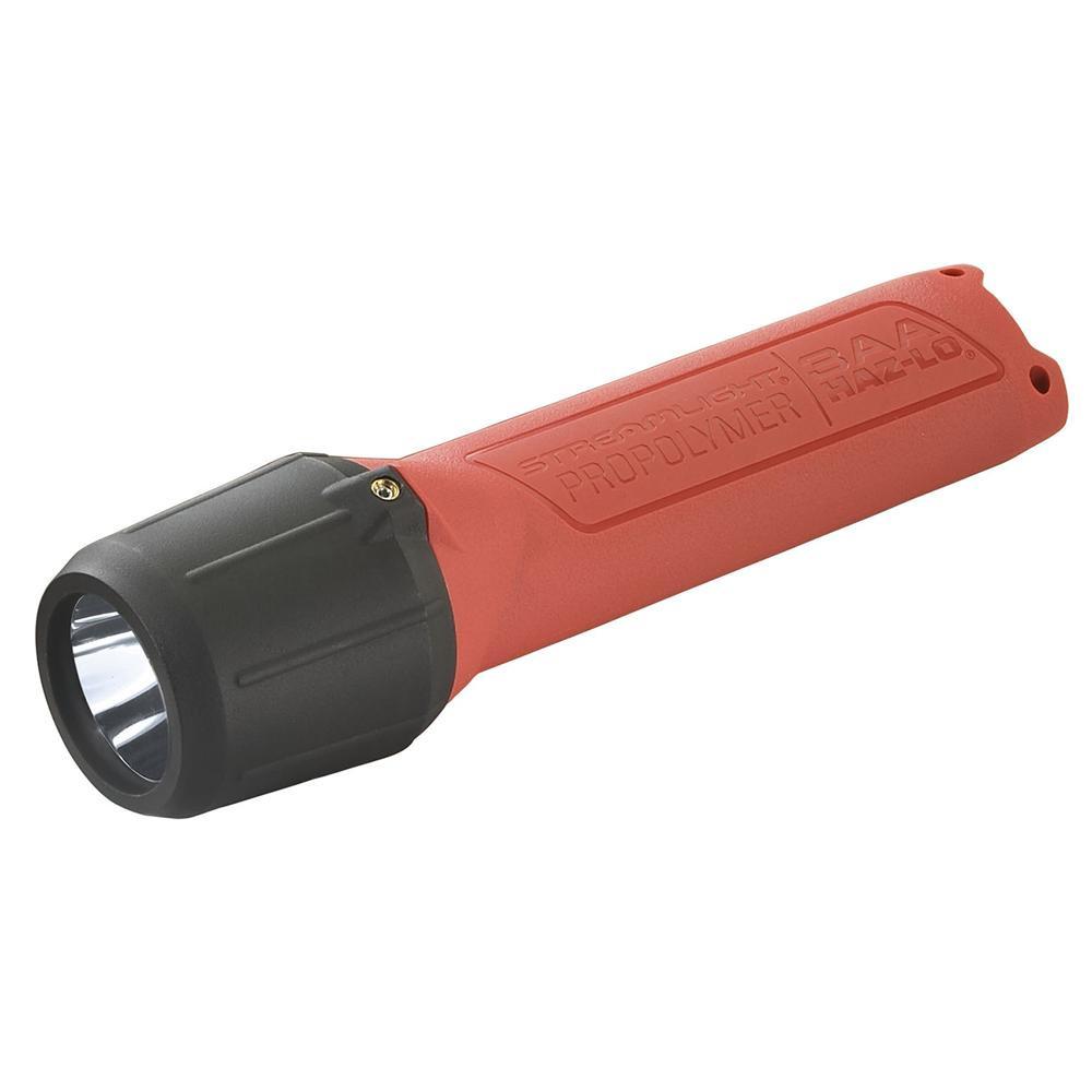 ストリームライト プロポリマー3AA LED HAZ-LO オレンジ WSL68722 メーカ直送品  代引き不可/同梱不可