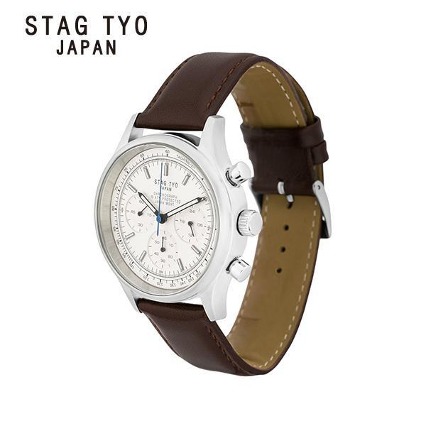 STAG TYO JAPAN 腕時計 STG017S1 代引き不可/同梱不可