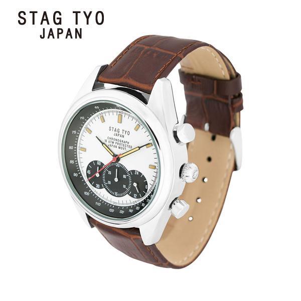 STAG TYO JAPAN 腕時計 STG014S1 代引き不可/同梱不可