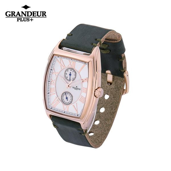 GRANDEUR PLUS+ 腕時計 GRP006P1 代引き不可/同梱不可