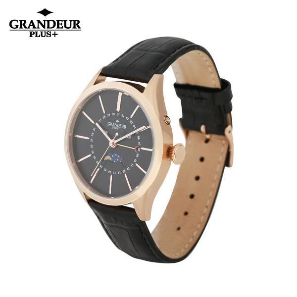 GRANDEUR PLUS+ 腕時計 GRP011P1 代引き不可/同梱不可