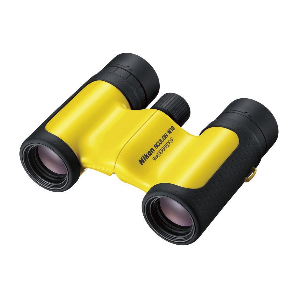 双眼鏡 BAA846WA アキュロン W10 8×21 イエロー 071057 メーカ直送品  代引き不可/同梱不可