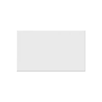 Buffet(ブッフェ) ホテルサービス 長角ホワイトトレイ(1/1)530×325mm MEDP-5332F メーカ直送品  代引き不可/同梱不可