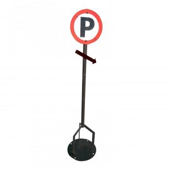 駐車ポール 35364 メーカ直送品  代引き不可/同梱不可