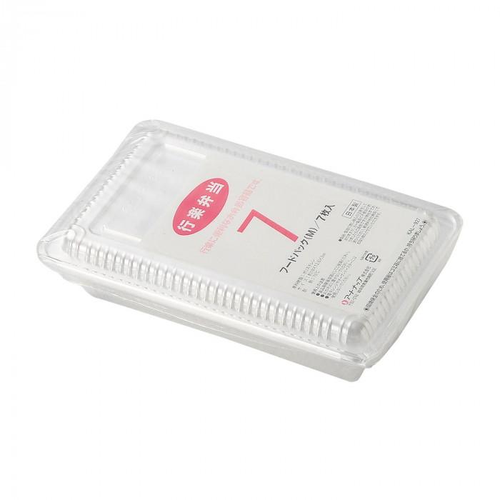 アートナップ フードパック(M) 7枚×150 KAL-927 メーカ直送品  代引き不可/同梱不可