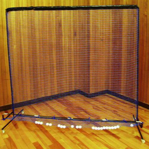 NX28-19卓球用ボール集球ネット うけるくん 代引き不可/同梱不可