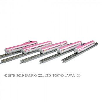 500系 ハローキティ新幹線 5両増結セット T013-7 メーカ直送品  代引き不可/同梱不可