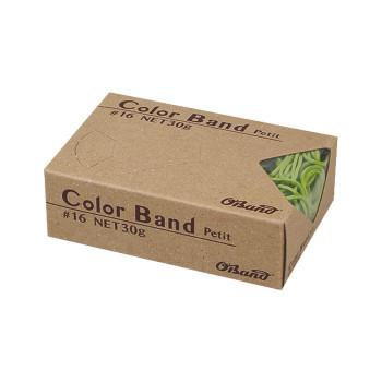 共和 カラーバンドプチ ライトグリーン 30g/箱 GGC-030-LG 100箱 メーカ直送品  代引き不可/同梱不可