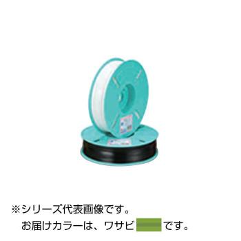 共和 PVC リール巻 ワサビ 1巻 QC-600-10A 10巻 メーカ直送品  代引き不可/同梱不可