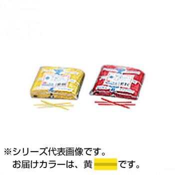 共和 PVC カット品 黄 500本ゴム×2/袋 QA-100-2G 50袋 メーカ直送品  代引き不可/同梱不可