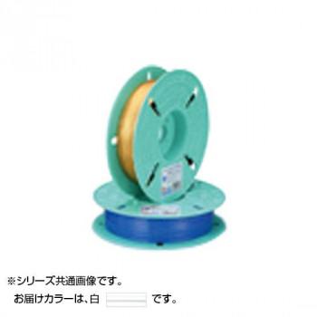 共和 PETリール巻(平行) 白 QK-750T6 10巻 メーカ直送品  代引き不可/同梱不可