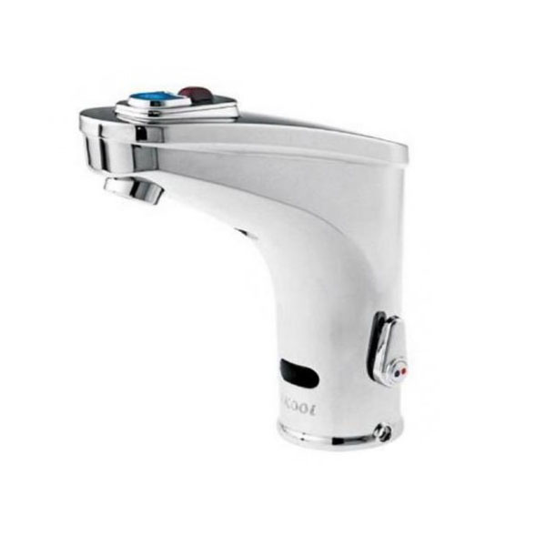 アイクール(iKOOL) トレルーノ 自動水栓(ダブルセンサー) ik-9001PM-3home 代引き不可/同梱不可