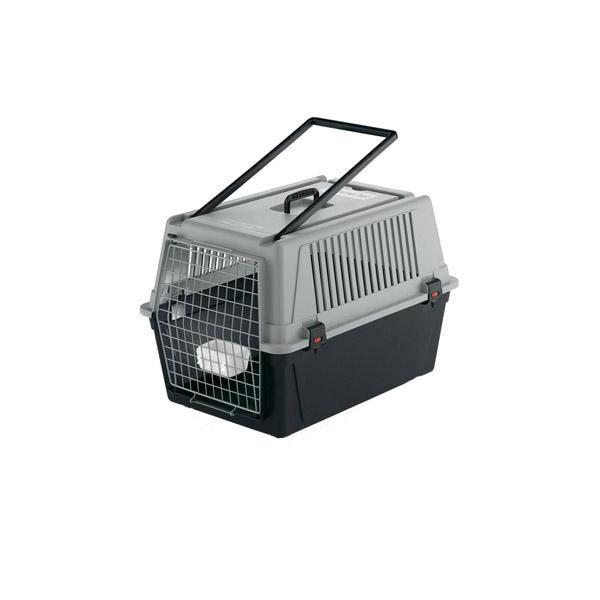 ferplast(ファープラスト) 中型犬用キャリー Atlas40(アトラス40) 73011021 メーカ直送品  代引き不可/同梱不可
