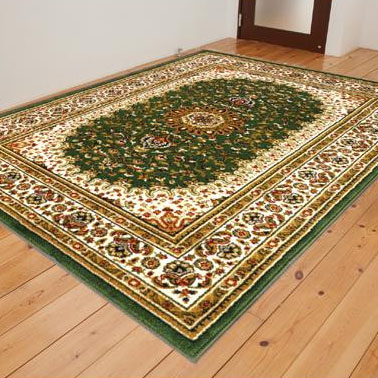 エジプト製カーペット 3畳用(約200×250cm) 代引き不可/同梱不可