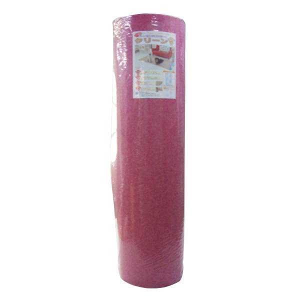 ペット用品 ディスメル クリーンワン(消臭シート) フリーカット 90cm×6m レッド OK922 メーカ直送品  代引き不可/同梱不可