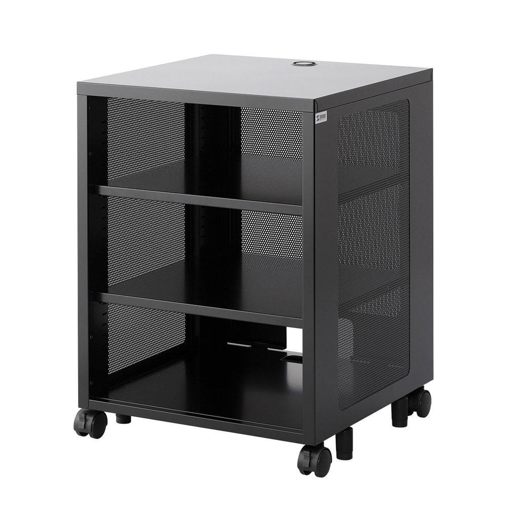 サンワサプライ 機器収納ボックス(H700) CP-SBOX2 メーカ直送品  代引き不可/同梱不可※2020年5月上旬入荷分予約受付中