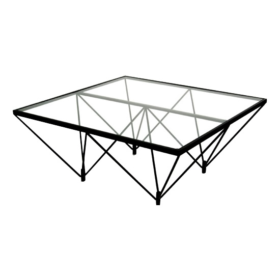 ガラステーブル FT-35 代引き不可/同梱不可