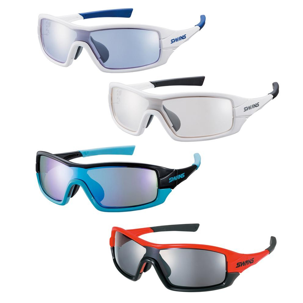 山本光学 SWANS(スワンズ) STRIX-I(ストリックスアイ) ミラーレンズ レンズ交換可能タイプ 日本製 代引き不可/同梱不可
