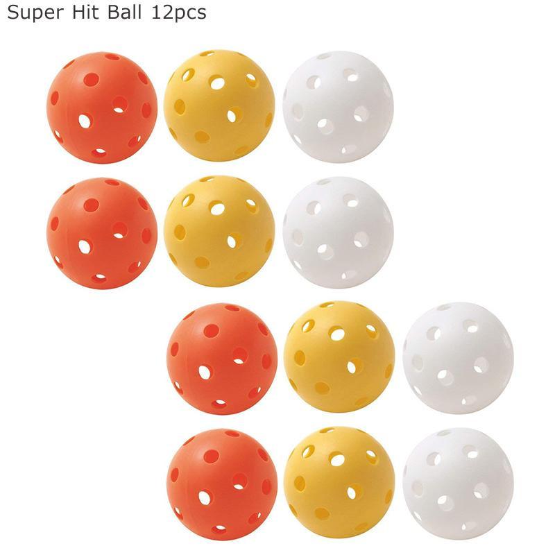 Super Hit Ball スーパーヒットボール 12pcs BX81-25 メーカ直送品  代引き不可/同梱不可
