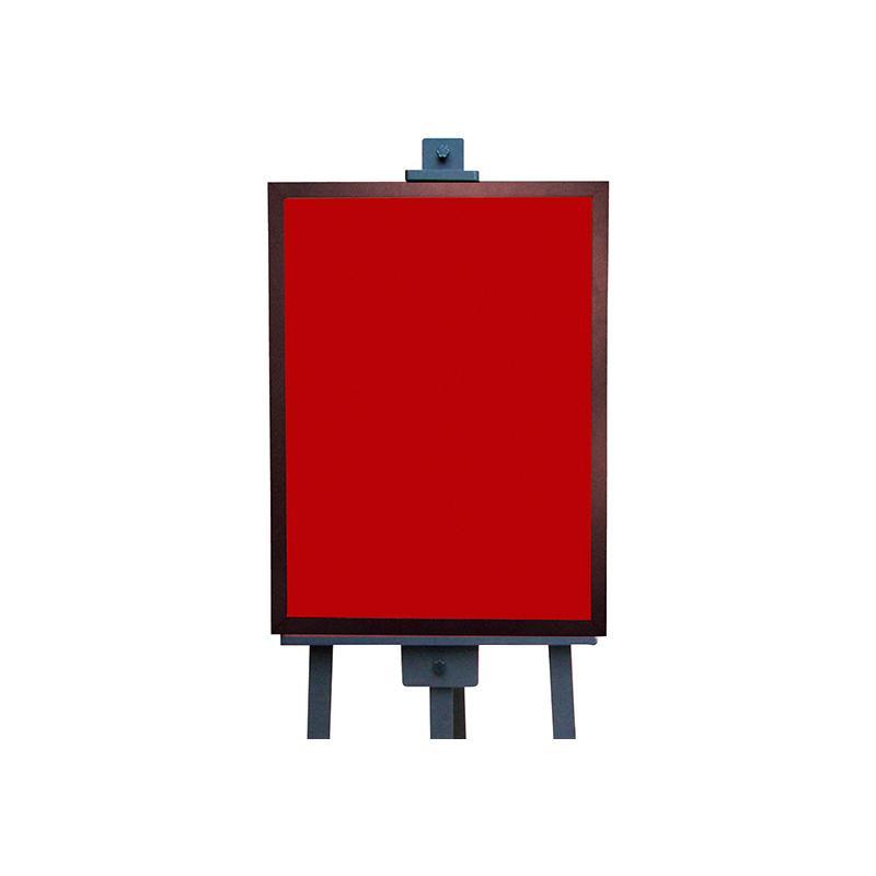 Pマジカルボード ワインレッド Lサイズ 4972 メーカ直送品  代引き不可/同梱不可