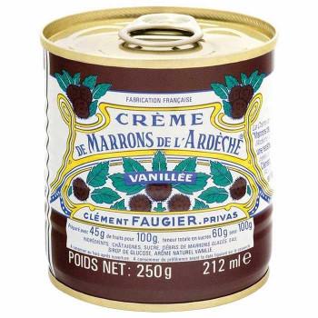 1885年の発売以来 ベストセラーとして愛されてきた逸品 クレマン 卸売り フォジェ マロン クリーム缶 F9-01 12個セット 代引き不可 メーカ直送品 アウトレット☆送料無料 250g 同梱不可