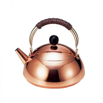 新光堂 銅製湯沸しケトル コスミックケトル 2.0L S-820 メーカ直送品  代引き不可/同梱不可