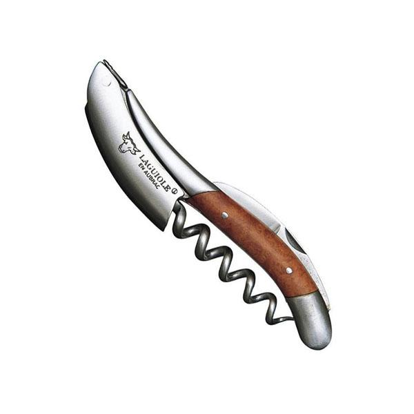 ラギオール アン オブラック ハンドメイドソムリエナイフ ブライヤーウッド 5105 代引き不可/同梱不可
