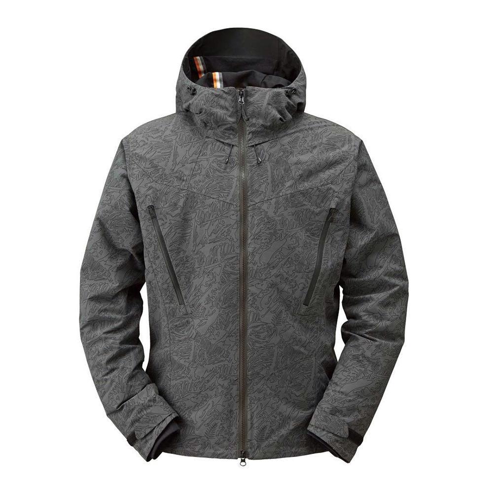 FREE KNOT フリーノット BOWON ボディグリッドジャケット ブラック(90) Mサイズ Y1127-M-90 代引き不可/同梱不可※2019年6月下旬入荷分予約受付中