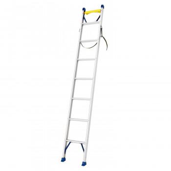 電柱昇柱用 一連はしご LQ11.0-24 メーカ直送品  代引き不可/同梱不可