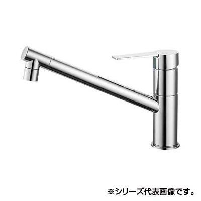 三栄 SANEI シングルワンホール混合栓 寒冷地用 K875JDKZ-1-13 メーカ直送品  代引き不可/同梱不可