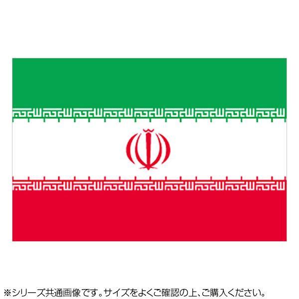 N国旗 イラン No.2 W1350×H900mm 22876 メーカ直送品  代引き不可/同梱不可