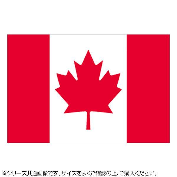 N国旗 カナダ No.2 W1350×H900mm 22952 メーカ直送品  代引き不可/同梱不可
