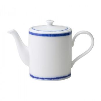 NIKKO ニッコー コーヒーポット(M)1000cc BLUE RING ブルーリング 11662-6257 メーカ直送品  代引き不可/同梱不可