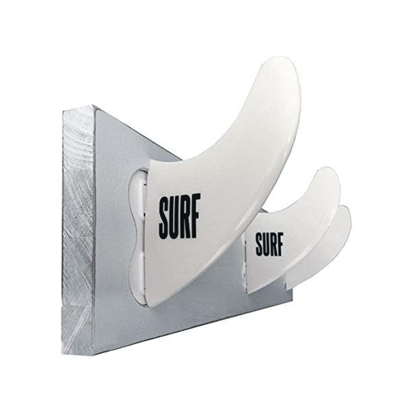 カリフォルニアシリーズ Surf Fin Hanger ホワイト OFH-51718 代引き不可/同梱不可
