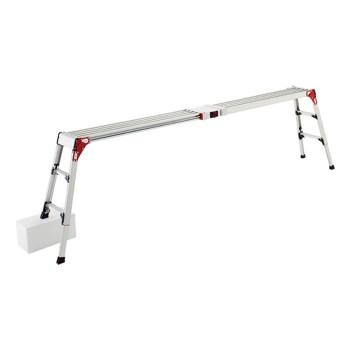 スノコ式 天板・脚部伸縮足場台 DSL1.0-2709 メーカ直送品  代引き不可/同梱不可