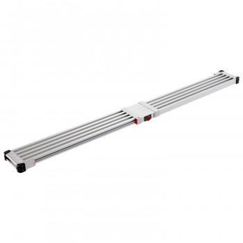 スノコ敷き伸縮足場板 スライドステージ SSF1.0-270 メーカ直送品  代引き不可/同梱不可